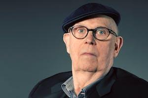 Portrait of Claes Oldenburg
