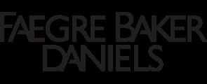 Logo: Faegre Baker Daniels