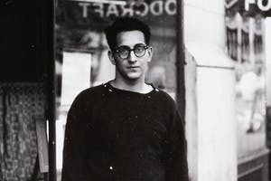 Portrait of Frank Stella
