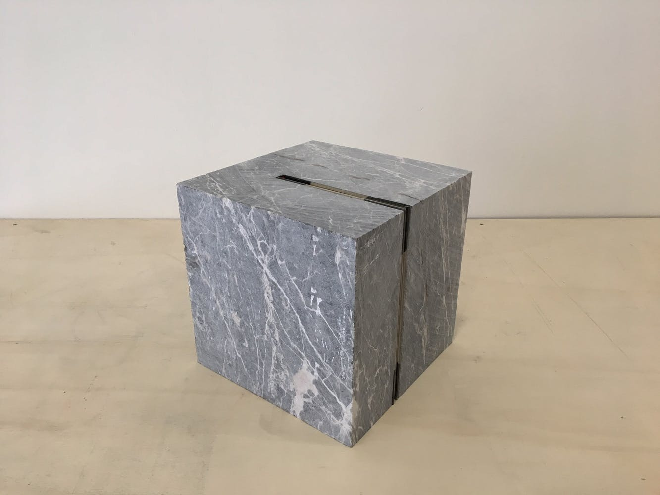 Francesco Arena, Cube (Bartleby), 2018