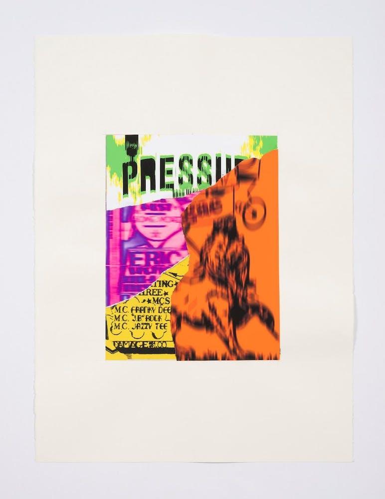 Gary Simmons Pressure Kings, 2016