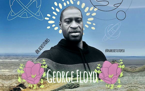 Collage artwork for George Floyd