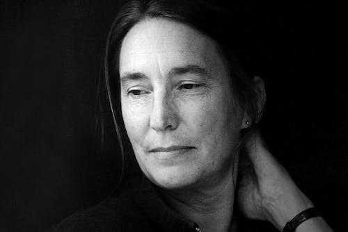 Portrait of jenny Holzer