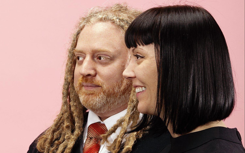 Jason Shapiro and Katie Nelson