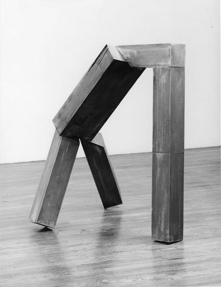 Joel Shapiro Untitled, 1987