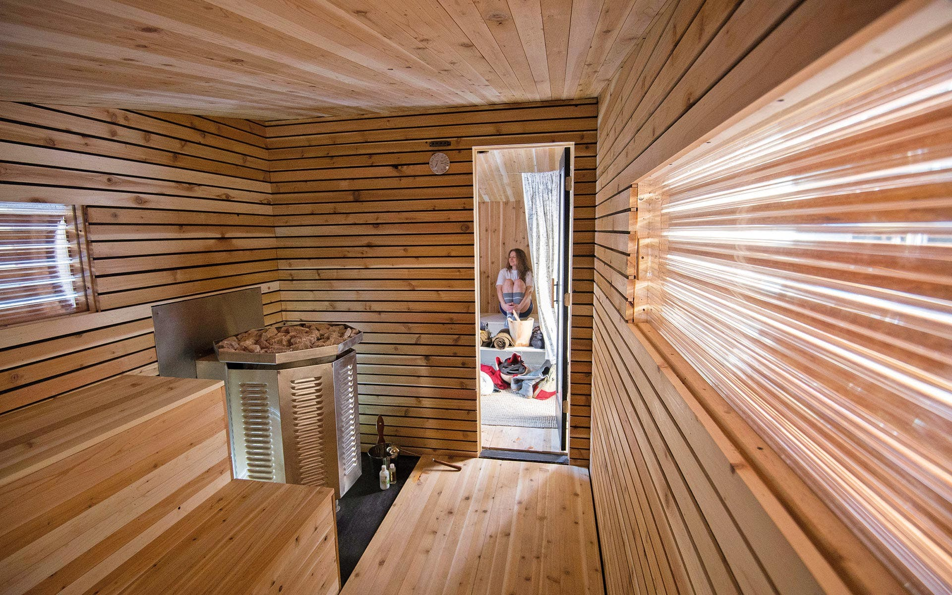 Little Box Sauna
