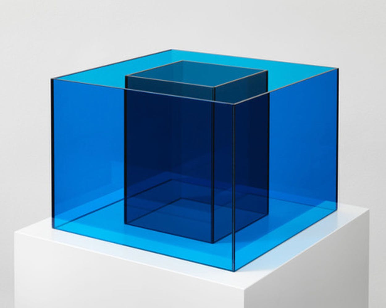 Untitled Maquette (Spa/Turquoise)
