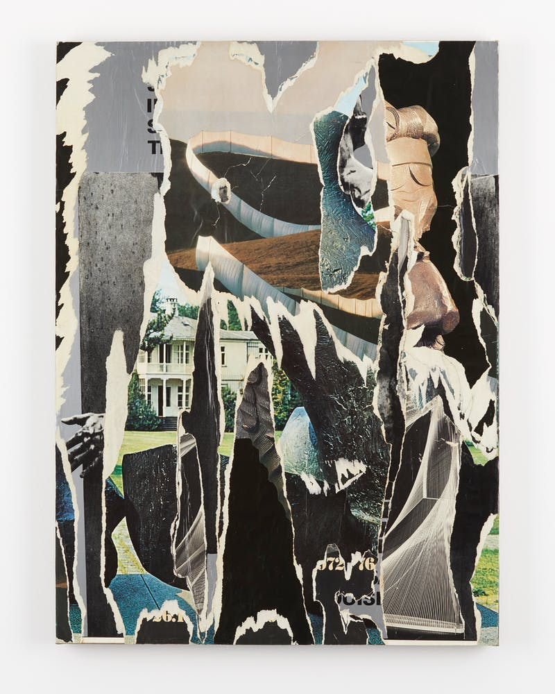 Mario Garcia Torres, Louisiana Museum of Modern Art, Denmark, 1970-1979, 2011