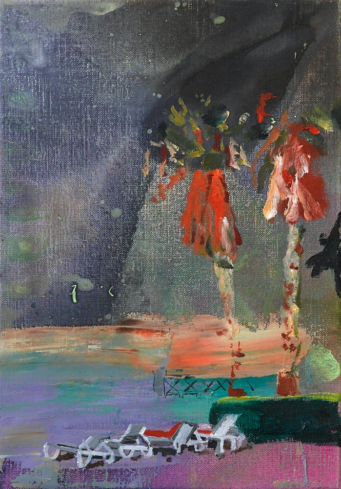 Marius Bercea, Untitled, 2015