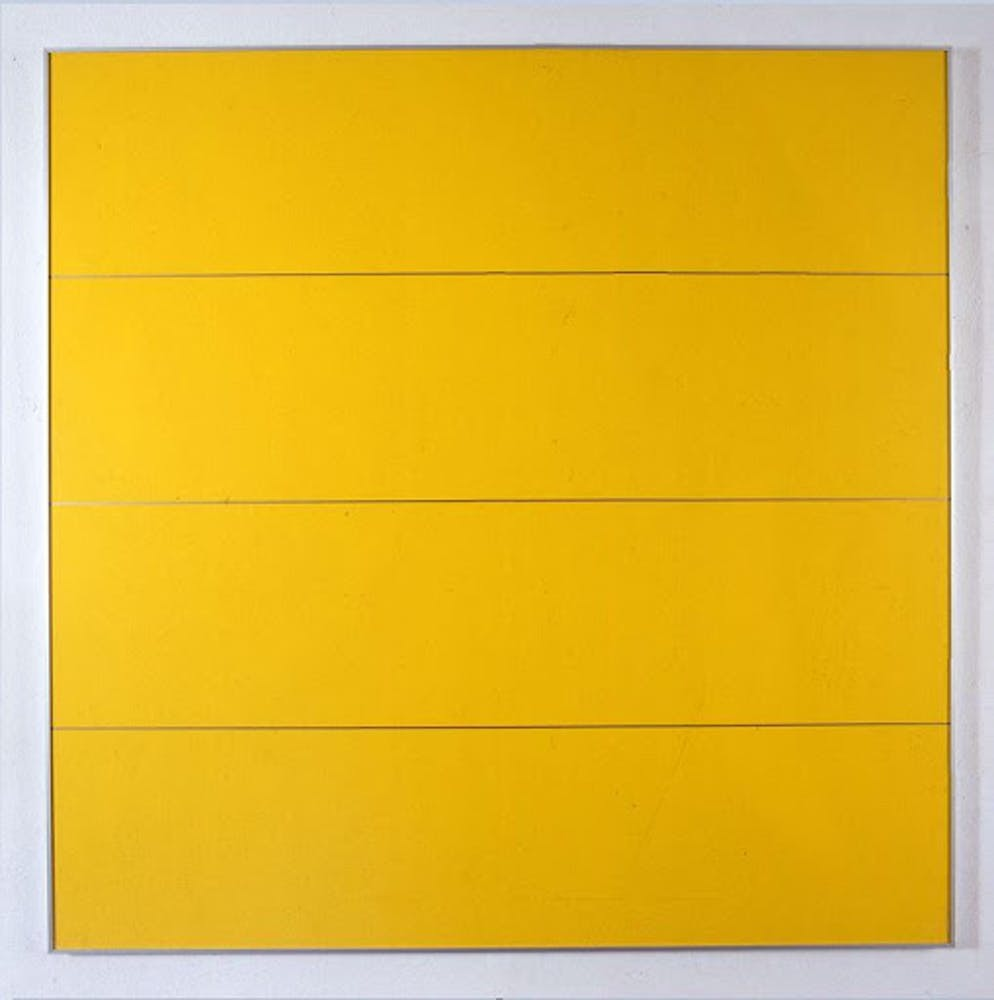 Olivier Mosset Untitled, 1991