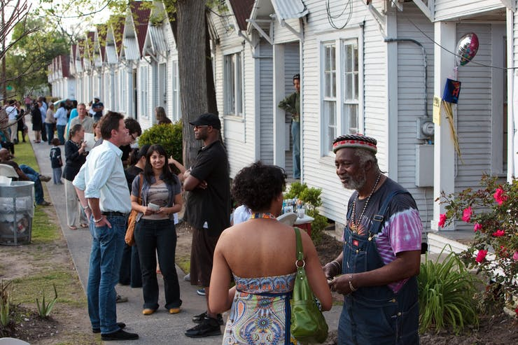 Home Makers, Houston Project Row Houses