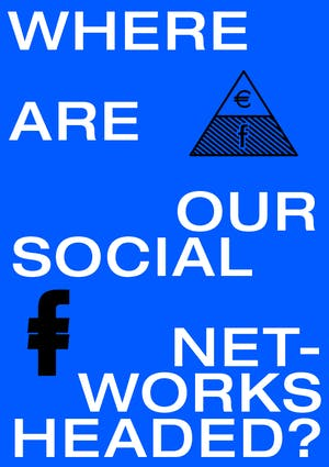 Where are our social networks headed?
