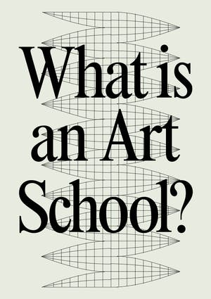 What is an Art School?