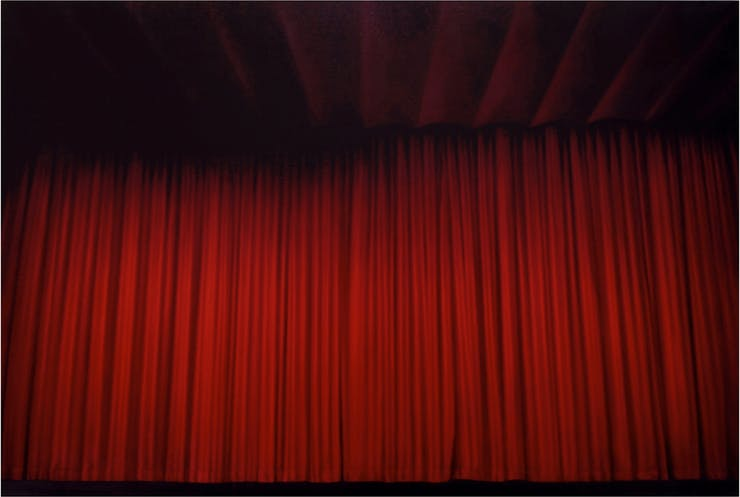 Peter Rostovsky, Curtain, 2010