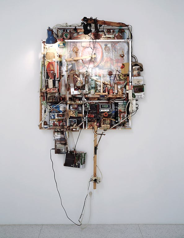 Dieter Roth, Tonbild (Sound Picture), 1975–1988