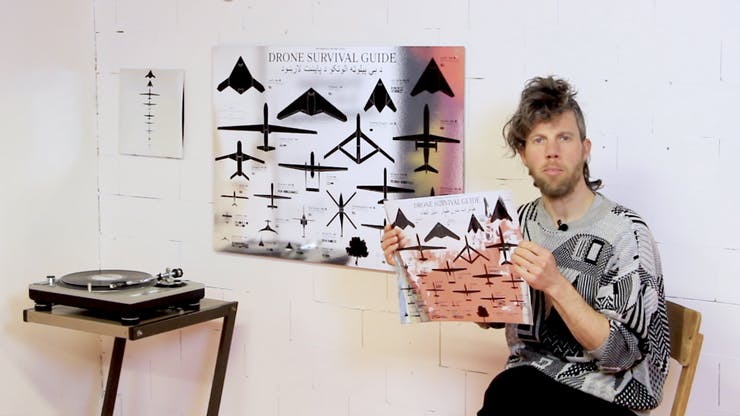 Image of Ruben Pater in his studio