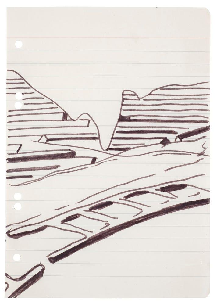 Sigmar Polke, Untitled, 1968