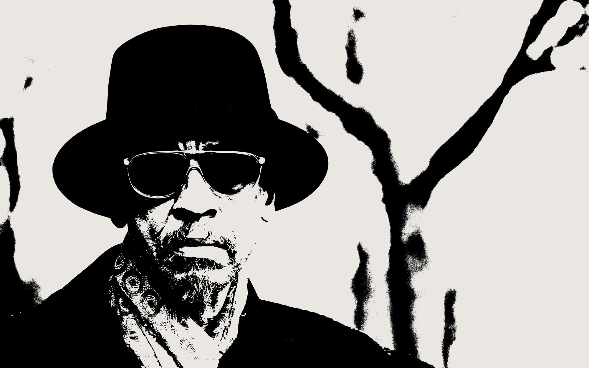 Henry Threadgill portrait