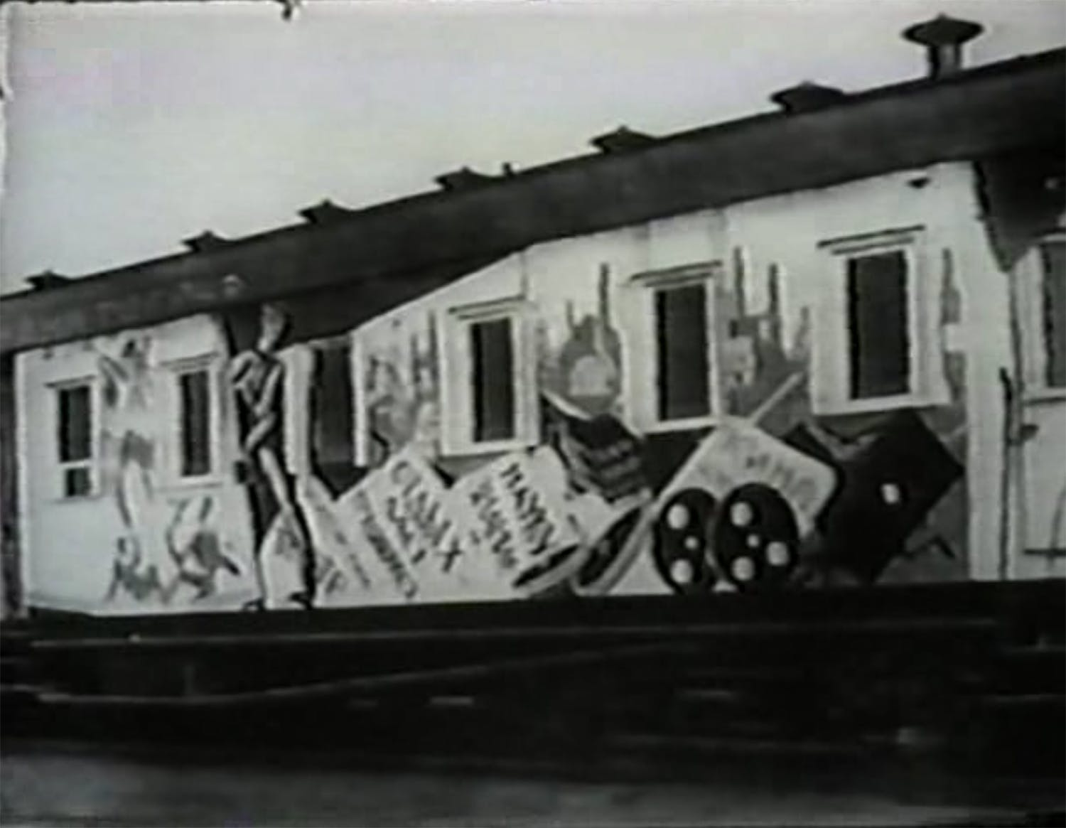 Fitmax Hannover dreams of a in motion soviet agitprop vehicles