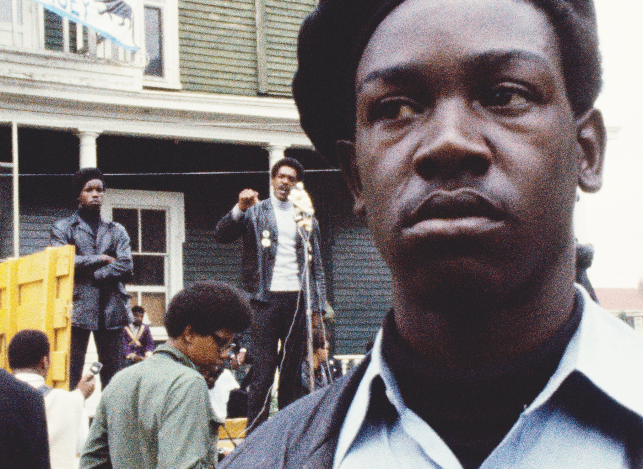 Black Panthers and The New-Ark