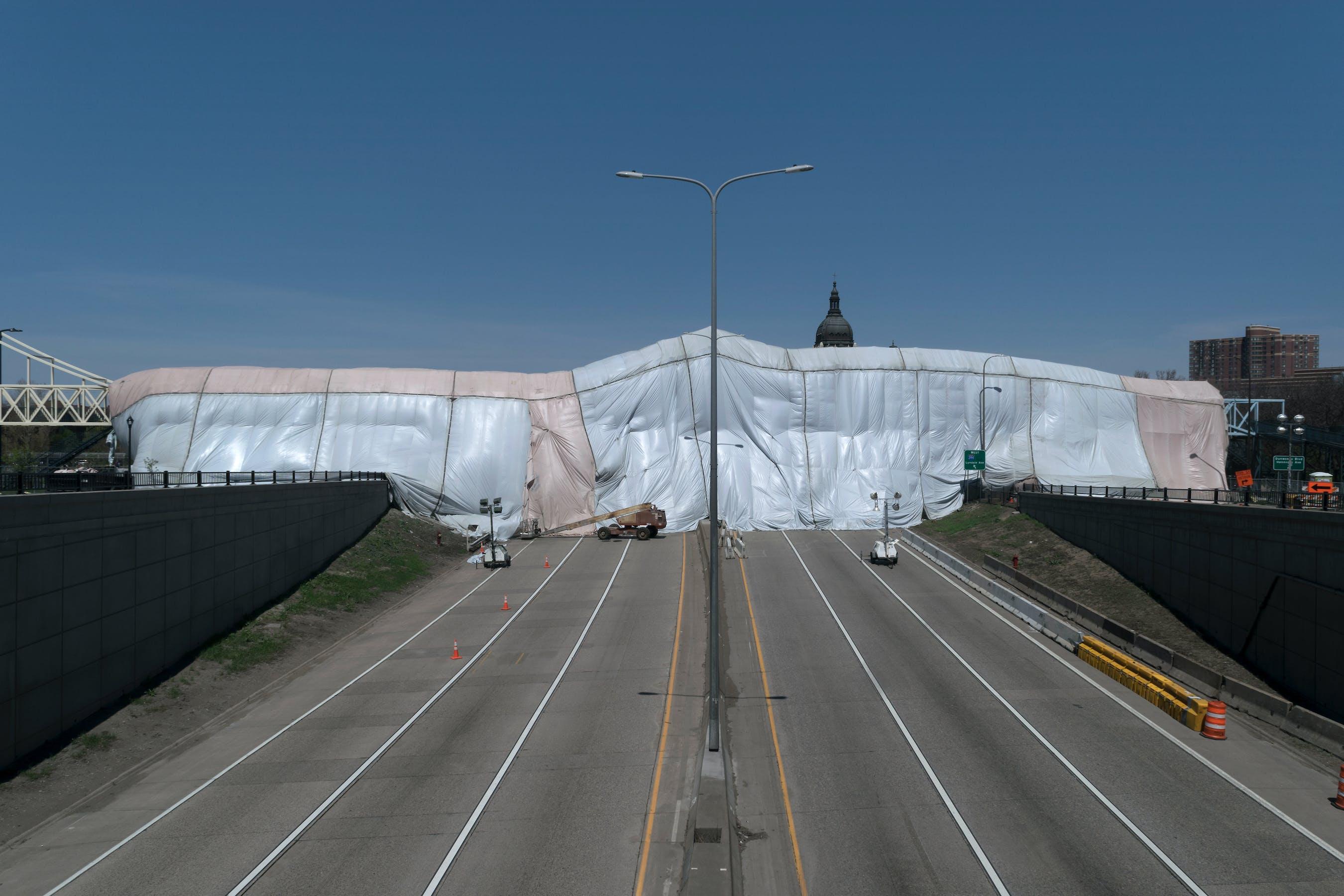 eee289124d Under Wraps: What's Happening with the Walker's Siah Armajani Bridge?