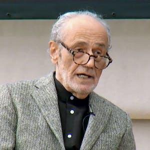 Portrait of Siah Armajani