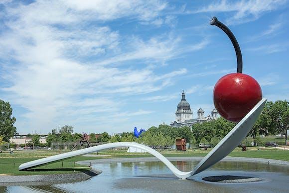 minneapolis sculpture garden walker art center