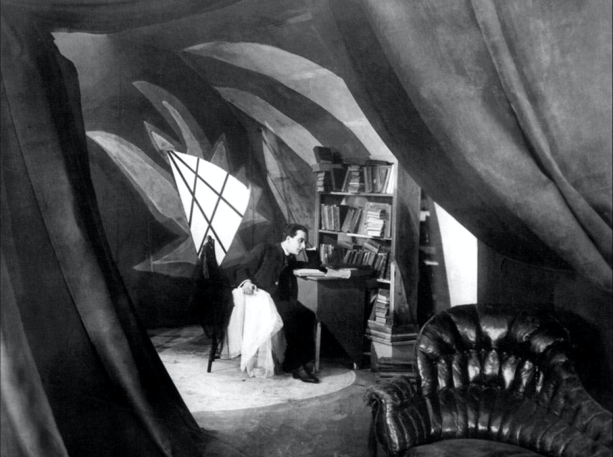 Brute Heart with The Cabinet of Dr. Caligari
