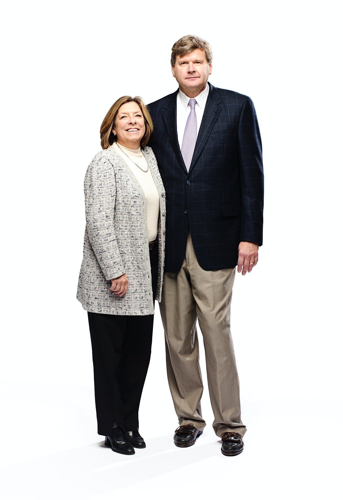 rs Anita and Robert Tabb for use in magazine, February 21, 2013.