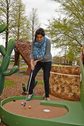 ARTIST-DESIGNED MINI GOLF RETURNS TO THE MINNEAPOLIS SCULPTURE ...