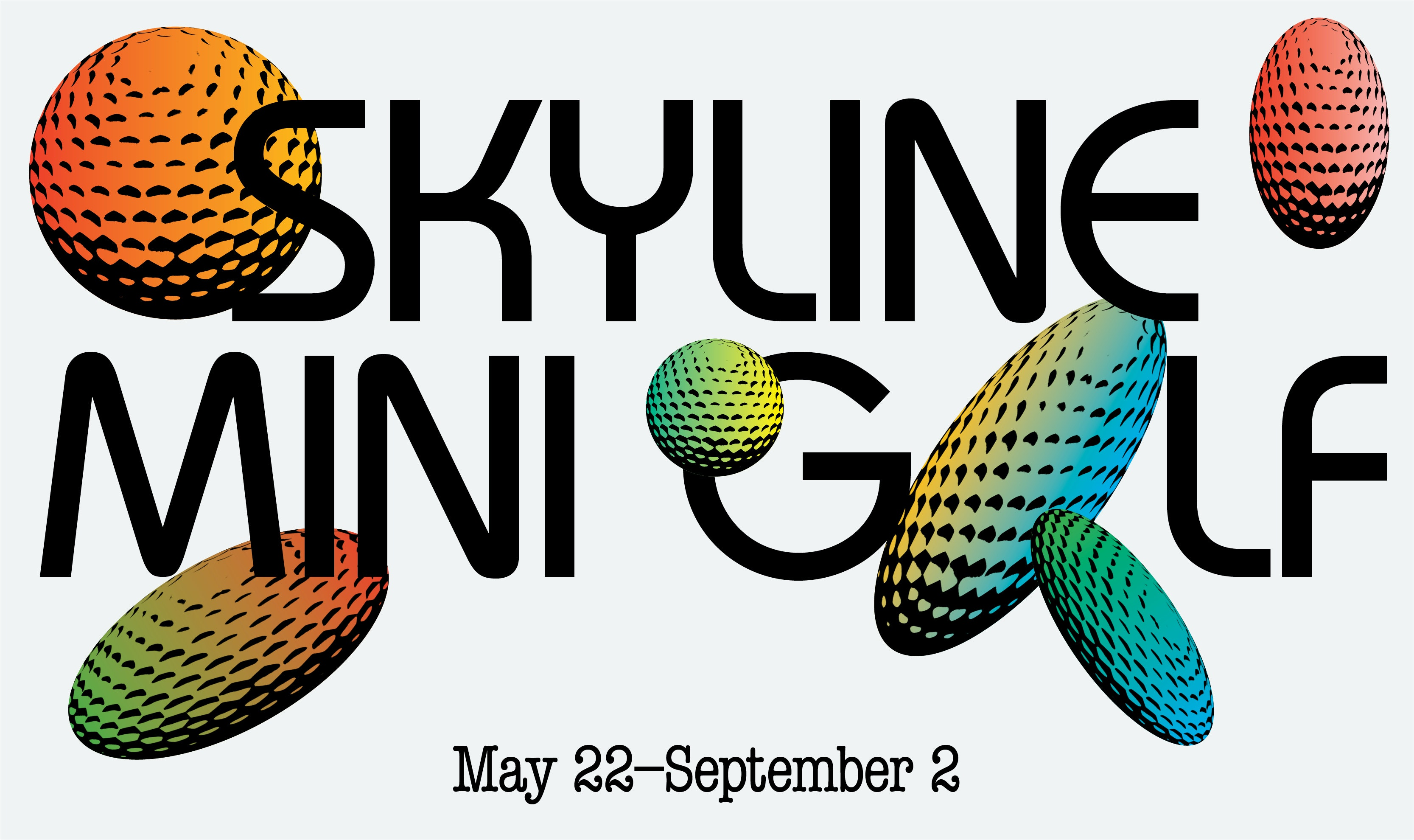 Skyline Mini Golf 2018