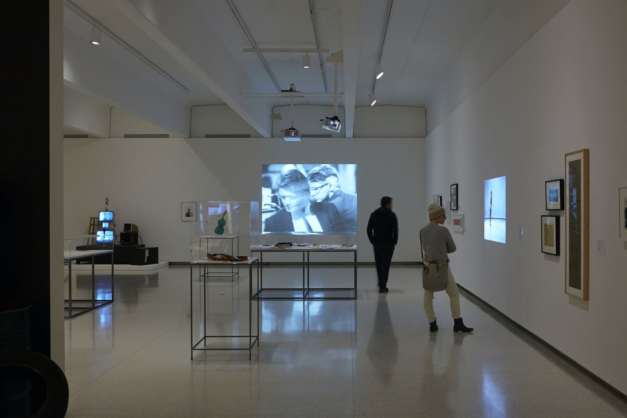 View of the exhibition Art Expanded, 1958–1978, 2014