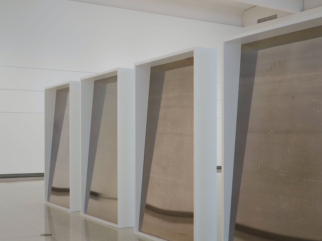 View of the exhibition Liz Deschenes: Gallery 7, 2014