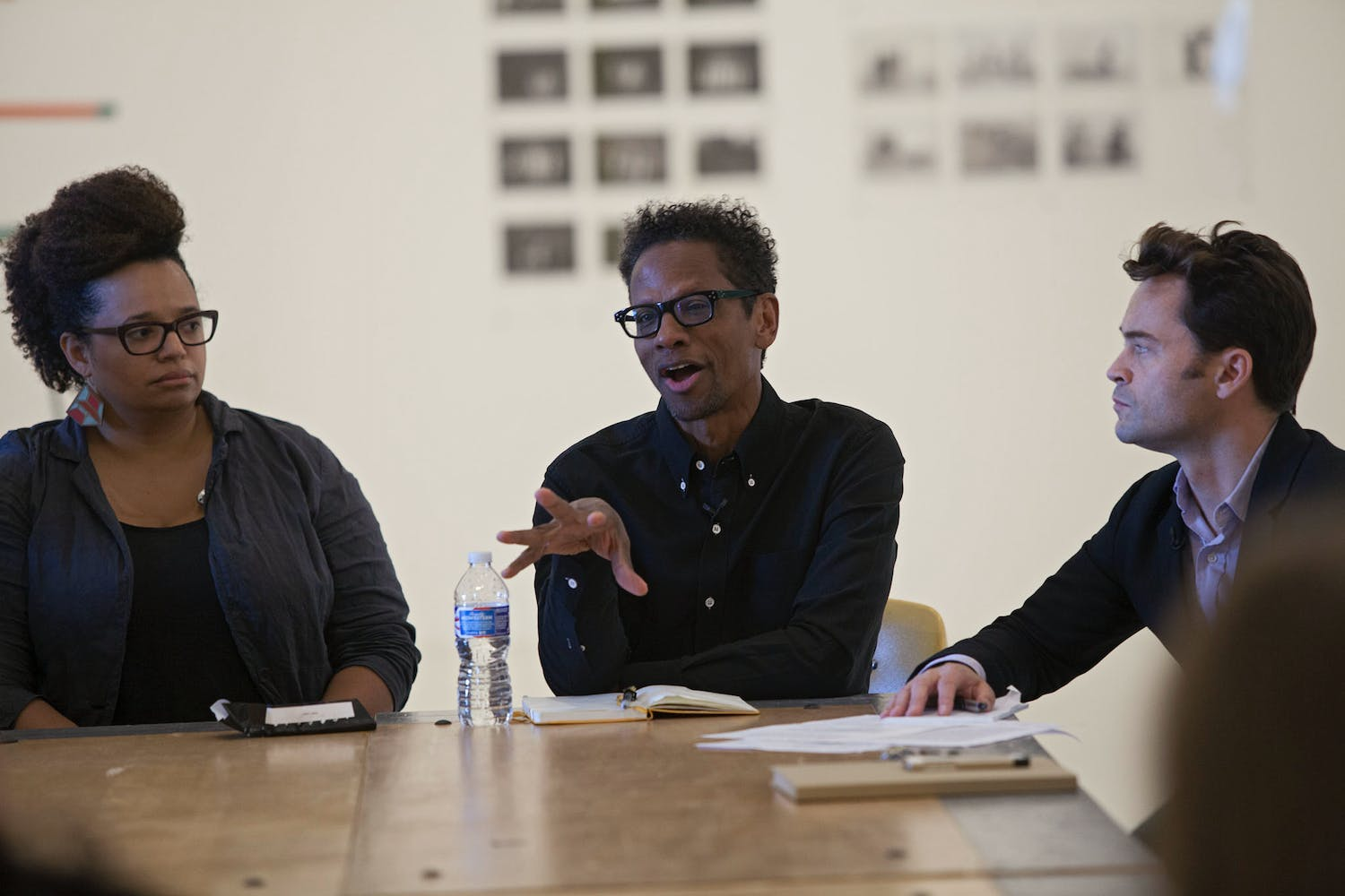 Holding Court: Ralph Lemon, 2014; part of the exhibition Radical Presence: Black Performance in Contemporary Art, 2014