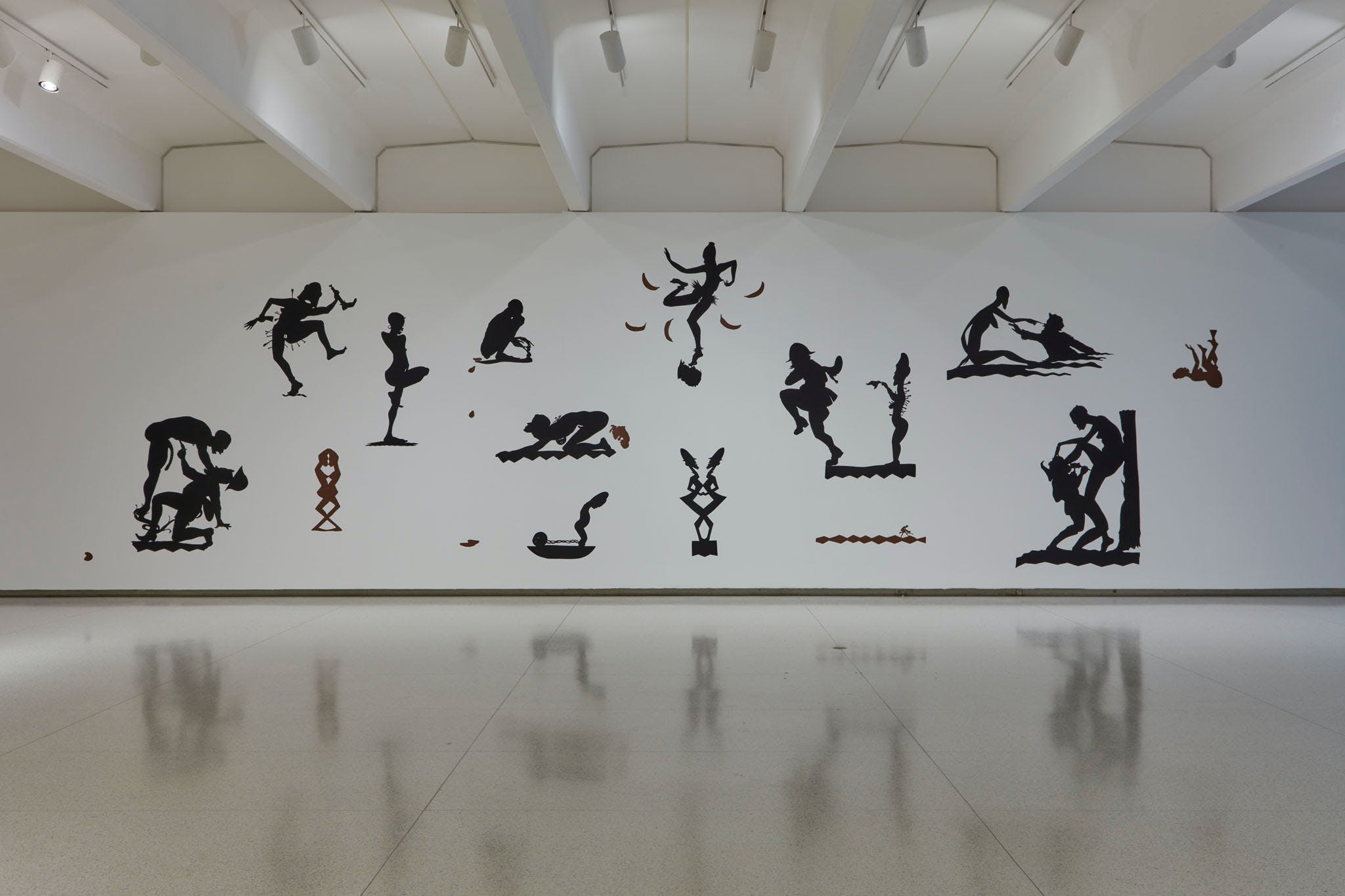 Kara Walker, Endless Conundrum, An African Anonymous Adventuress