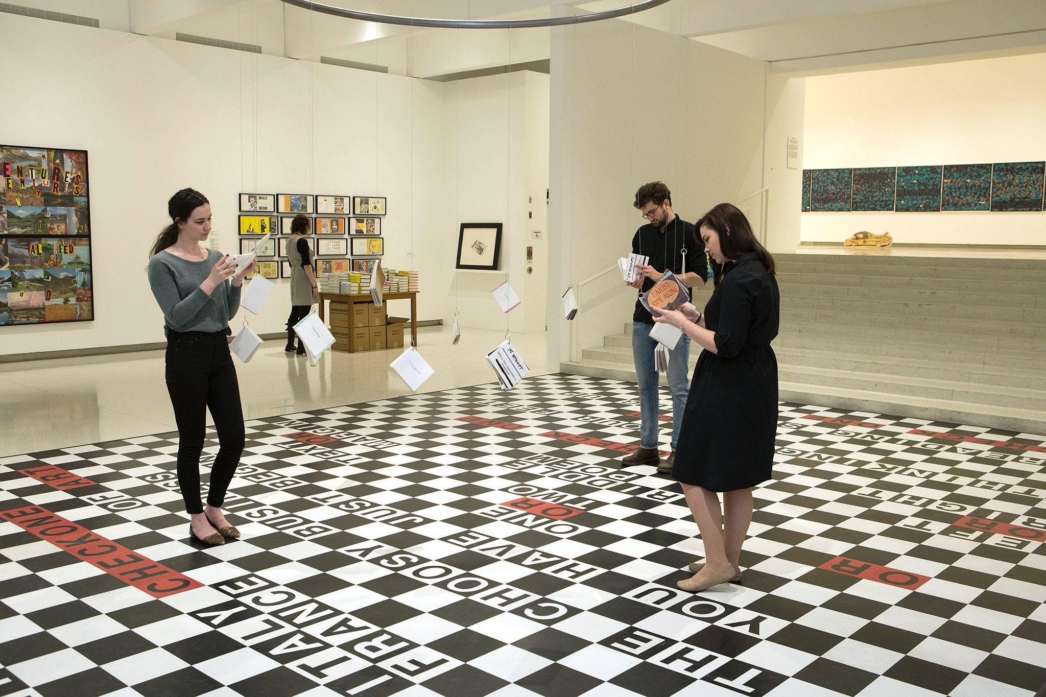 Art In Paradise D Exhibition Hall : Allen ruppersberg intellectual property