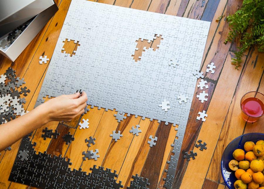 Gradient -- gradient puzzle -- Bryce Willner
