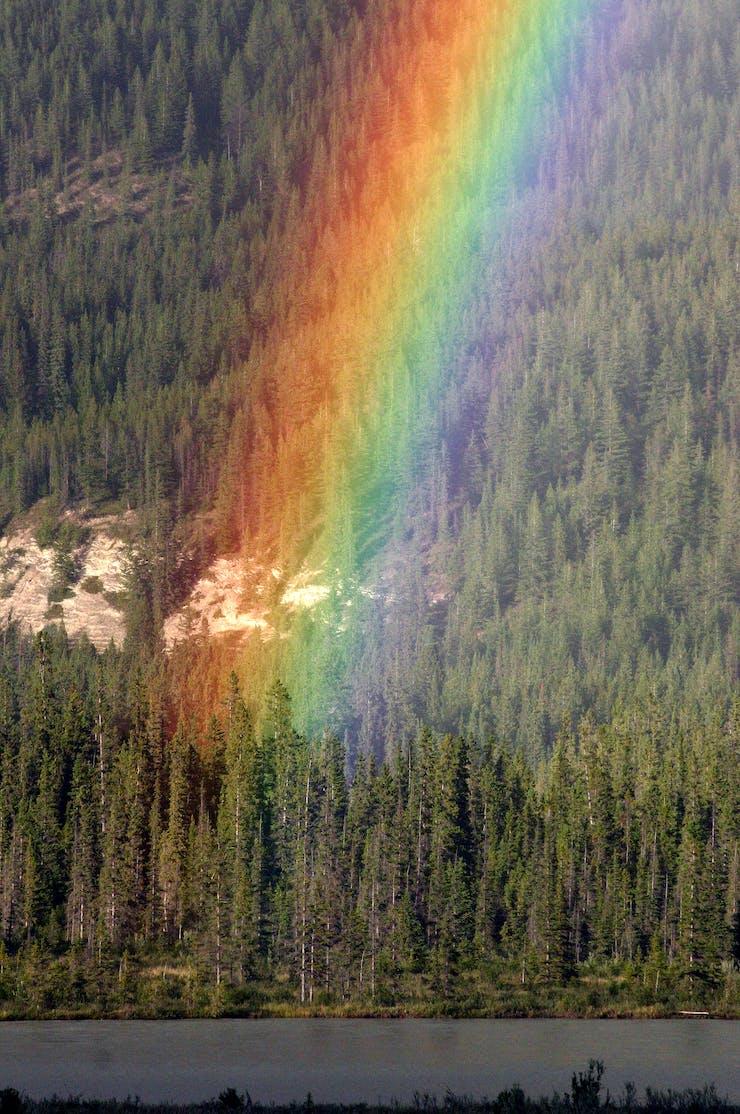 Gradient -- Rainbow