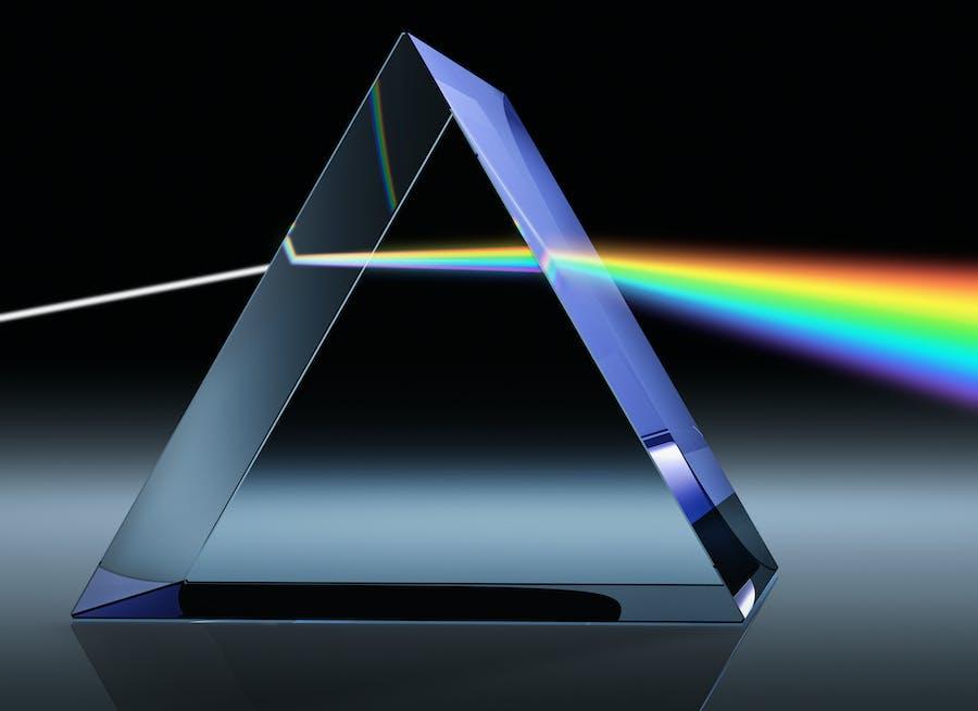 Gradient -- Spectrum colors