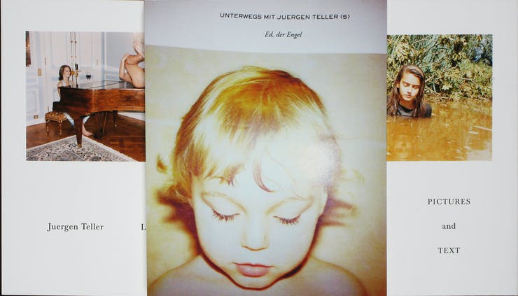 Juergen Teller's Pictures and Text