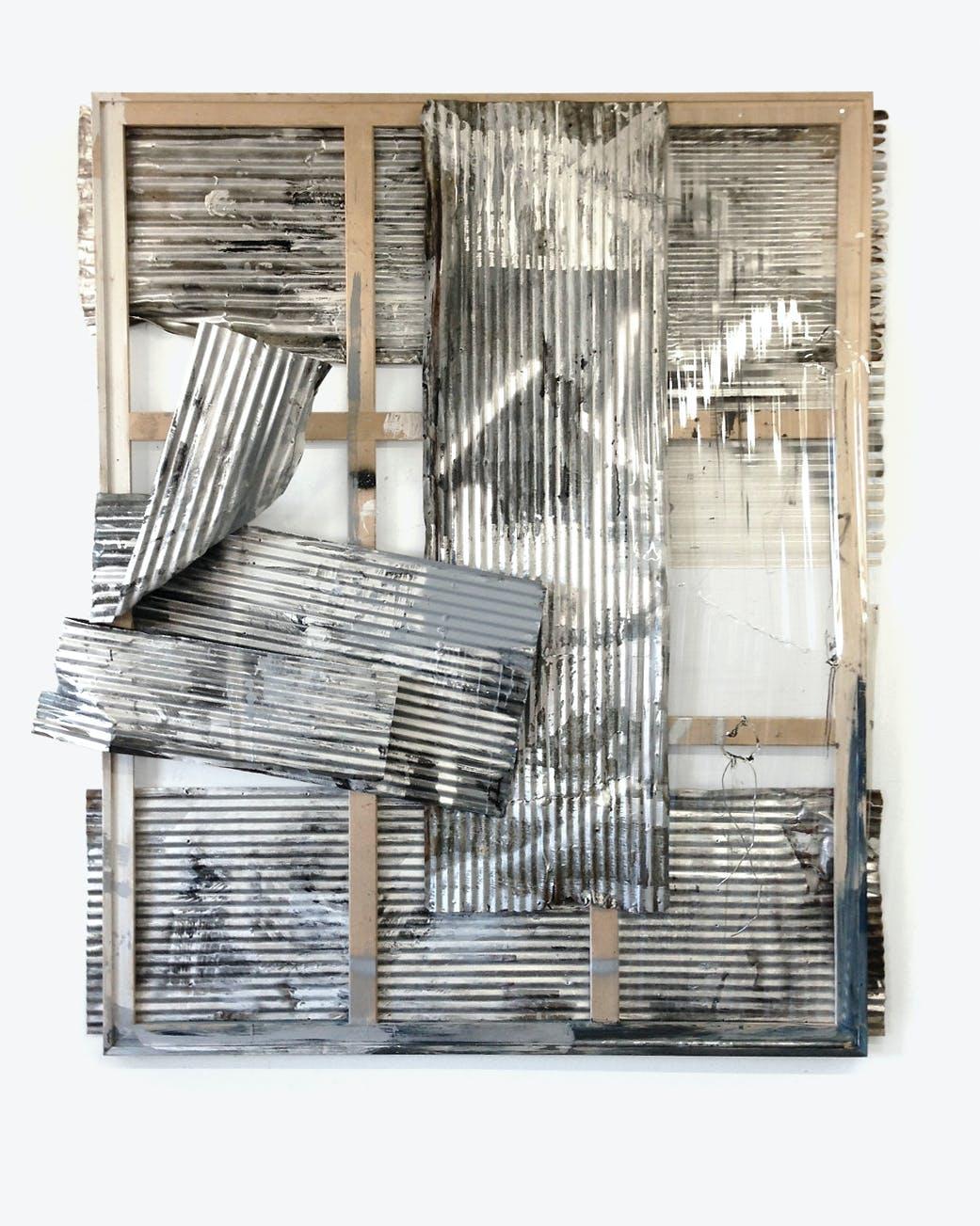 Rosy Keyser, Big Sugar Sea Wall, 2012