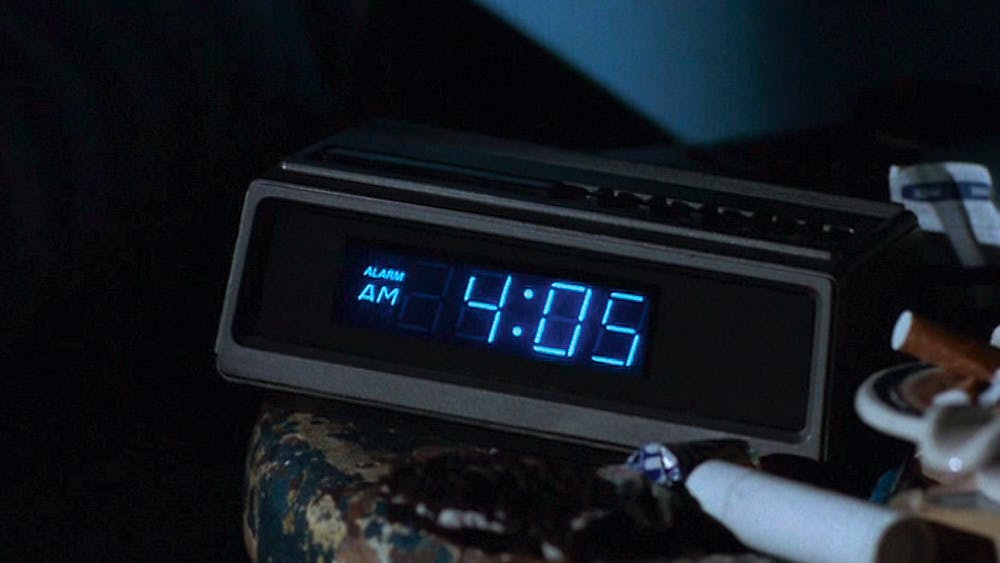 Christian Marclay, The Clock, 2010 (video still)