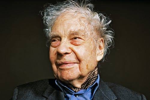 Portrait of Merce Cunningham