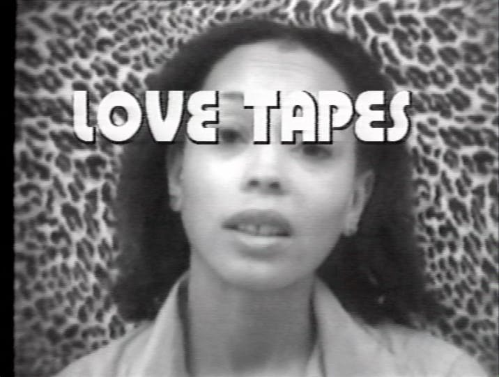 Still from Wendy Clarke's Love Tapes