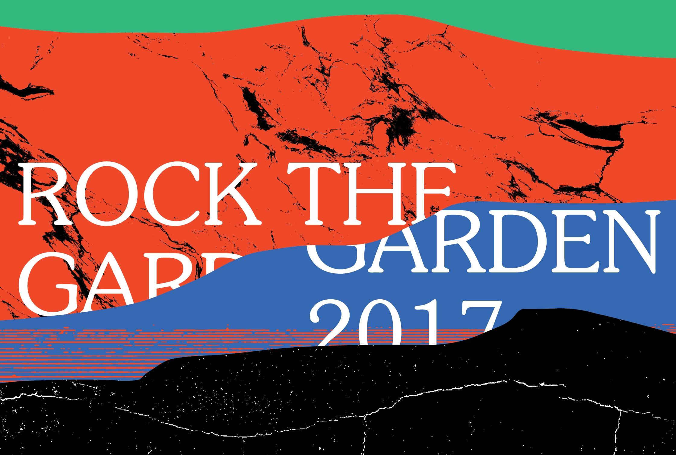 rock the garden 2017
