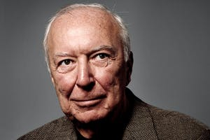 Portrait of Jasper Johns