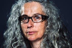 Portrait of Kiki Smith