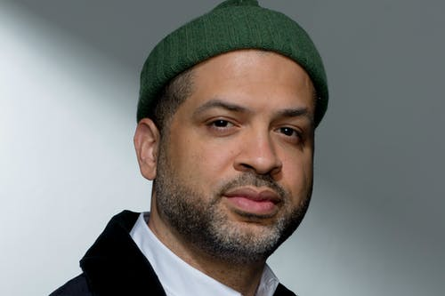 Portrait of Jason Moran