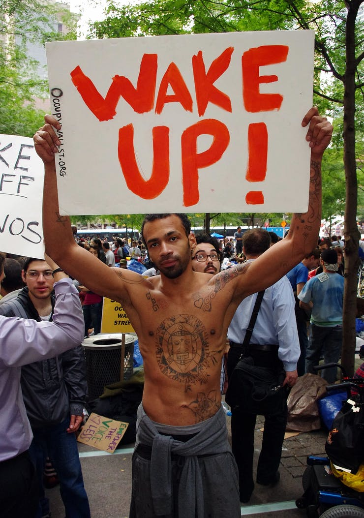 Occupy Wall Street, Jem Cohen